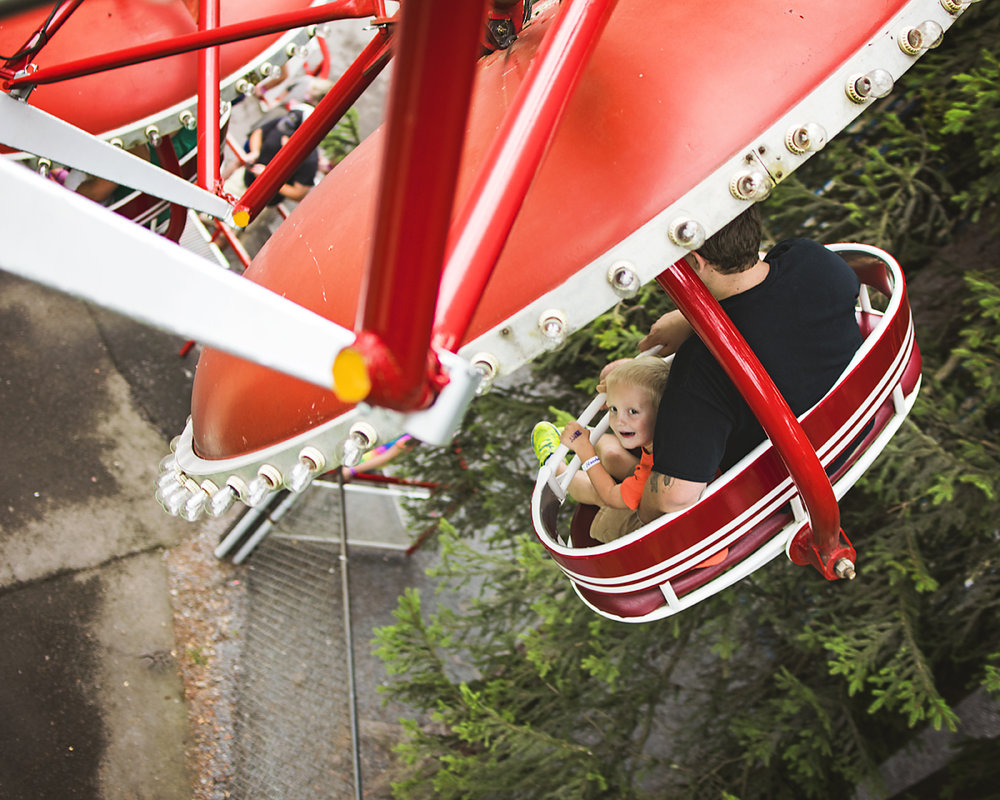 """yep. totally broke the """"no cameras on the ride"""" rule for this shot. #worthit"""