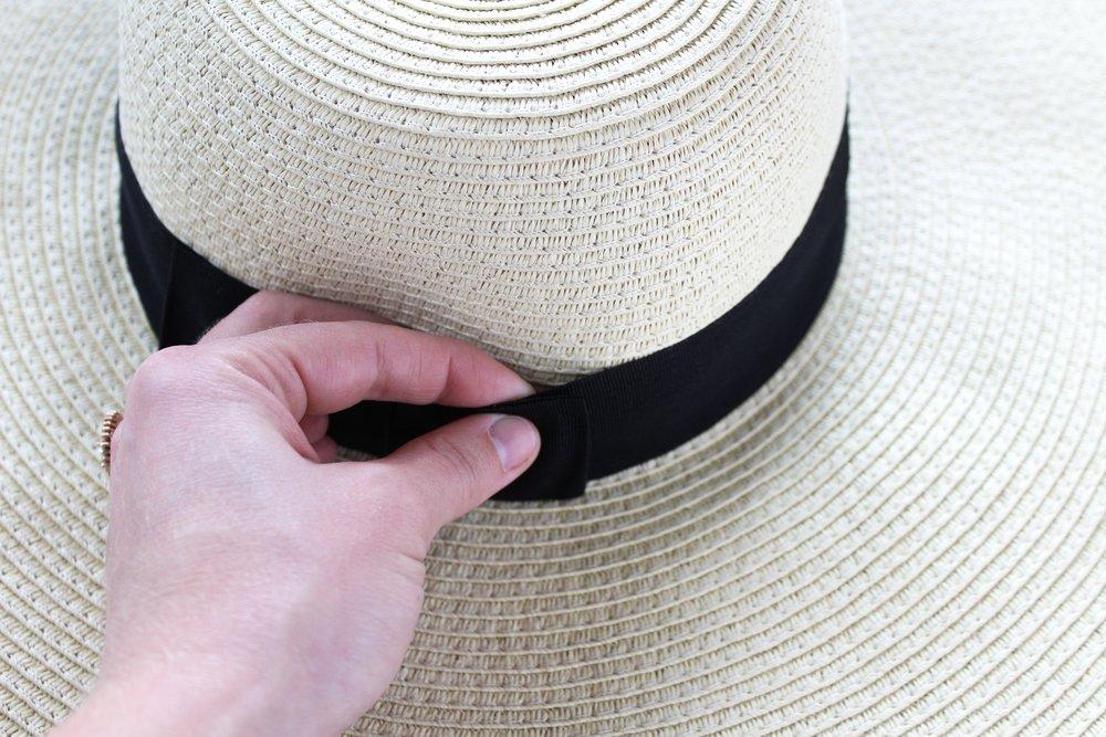 aa751e05a1ad8 DIY Custom Floppy Hat — Clocking Out