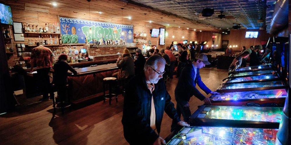 Beercade Image Via Visit Omaha