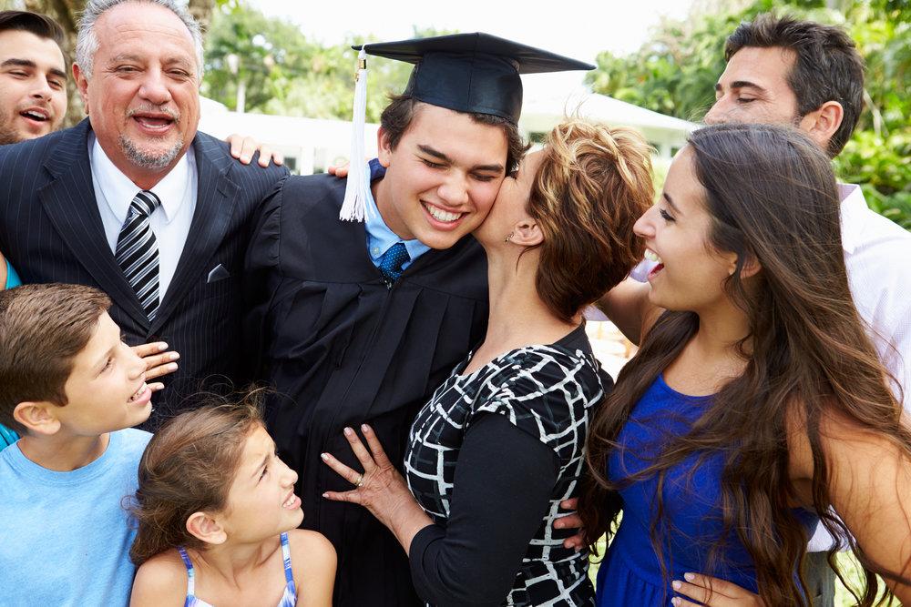Graduation Fundraiser