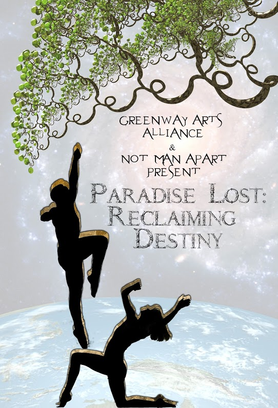 NMA Paradise Lost Poster