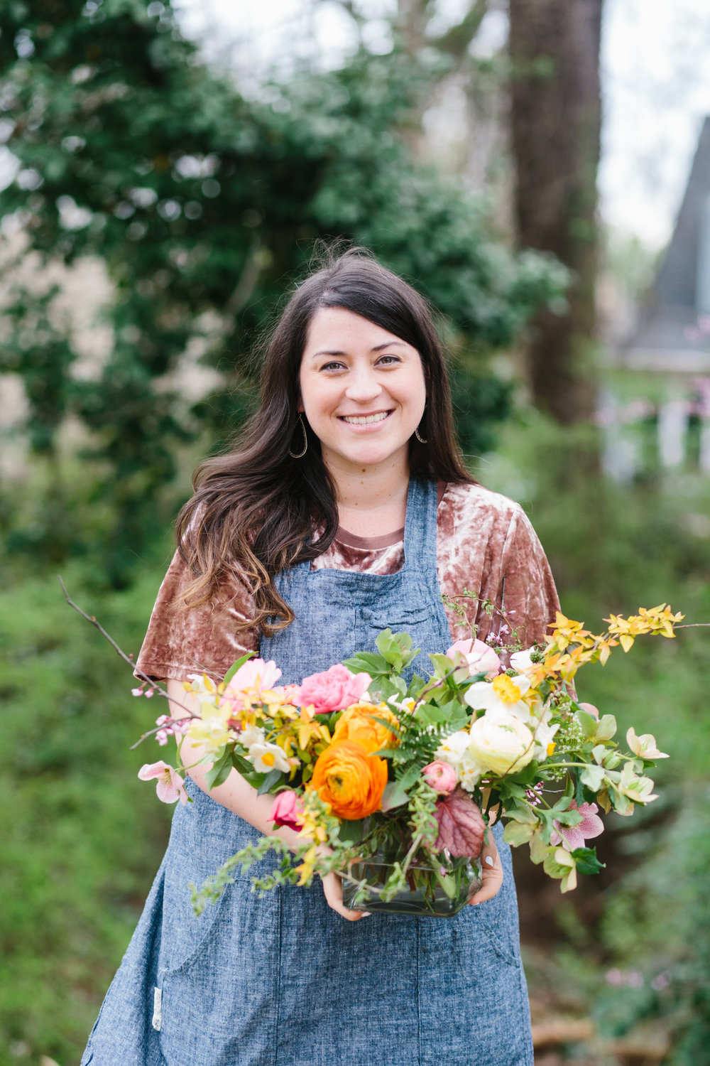 Jenna Griffin- Owner of Gold and Bloom of Atlanta
