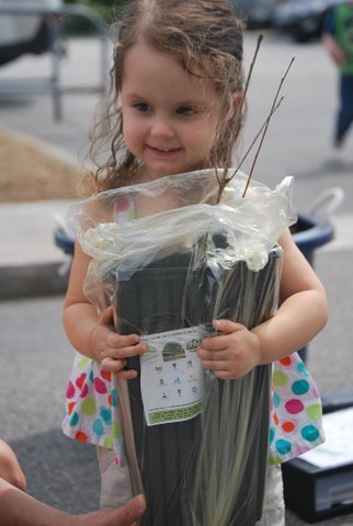 2013 Whole Foods Earth Day Tree Giveaway