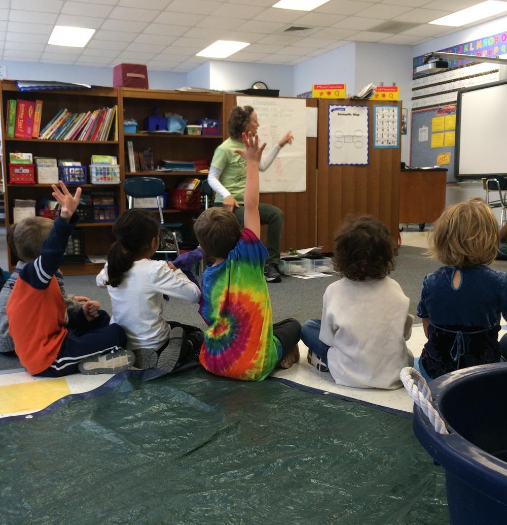 2014 Joyner Elementary Science Go Round