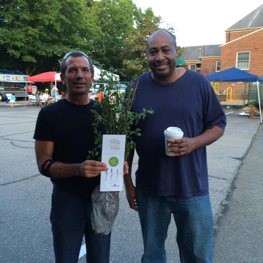 2015 Five Point Neighborhood Tree Giveaway