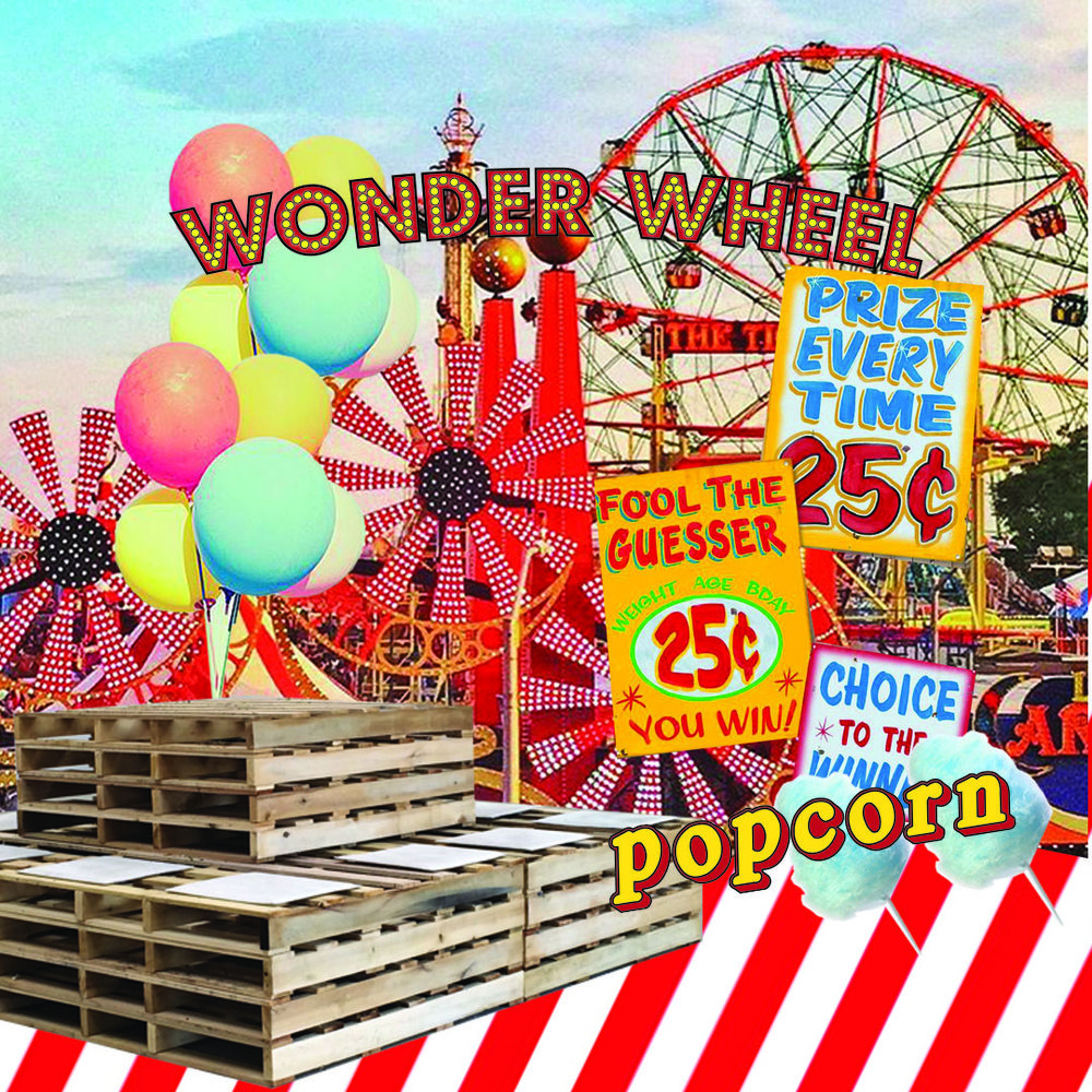 Ronen Rental Wonder Wheel Rent the Look