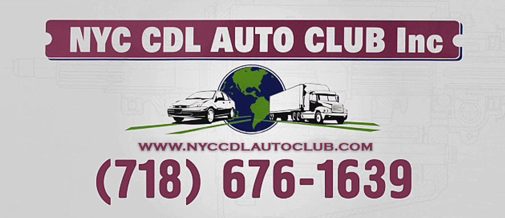 FOR OVER 20 YEARS NYC CDL AUTO CLUB HAS HELPED 97% OF ITS STUDENTS PASS THEIR ROAD TEST ON THEIR FIRST TRY!