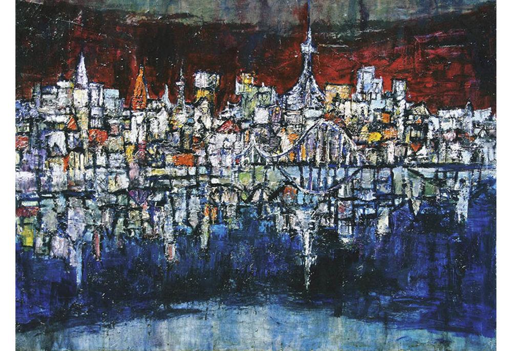 Landscape-Town - B
