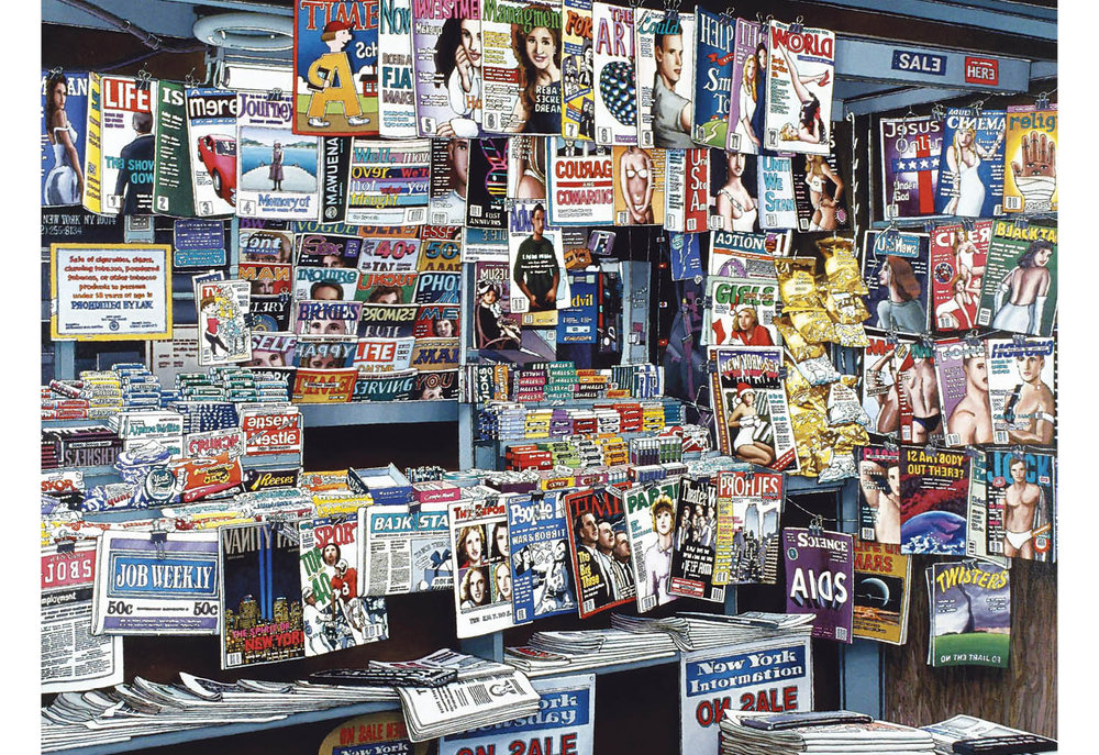 Newsstand No. 81 (The Spirit of NY)