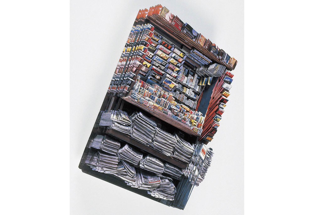 Newsstand No. 38 4/7-3D