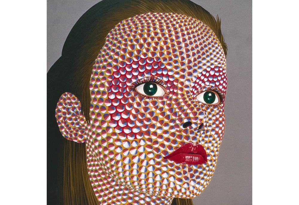 Face No. 4