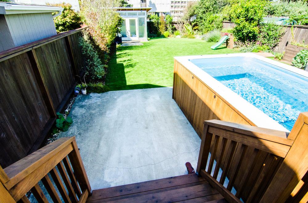 Landscape Deck  Garden 5