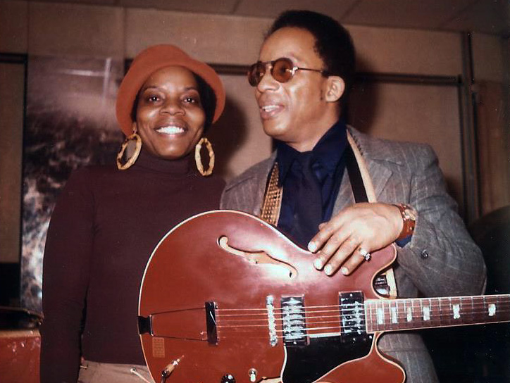 Amina and George Freeman, Gene Ammons Quartet