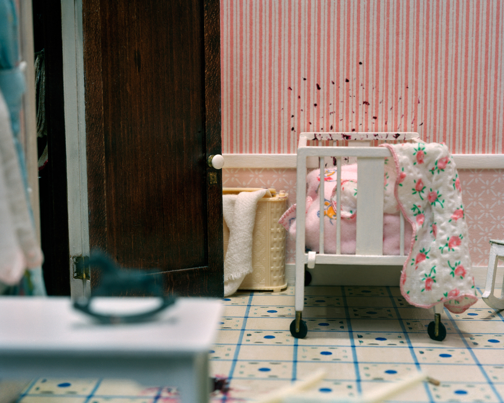 Three-Room Dwelling (baby's crib)