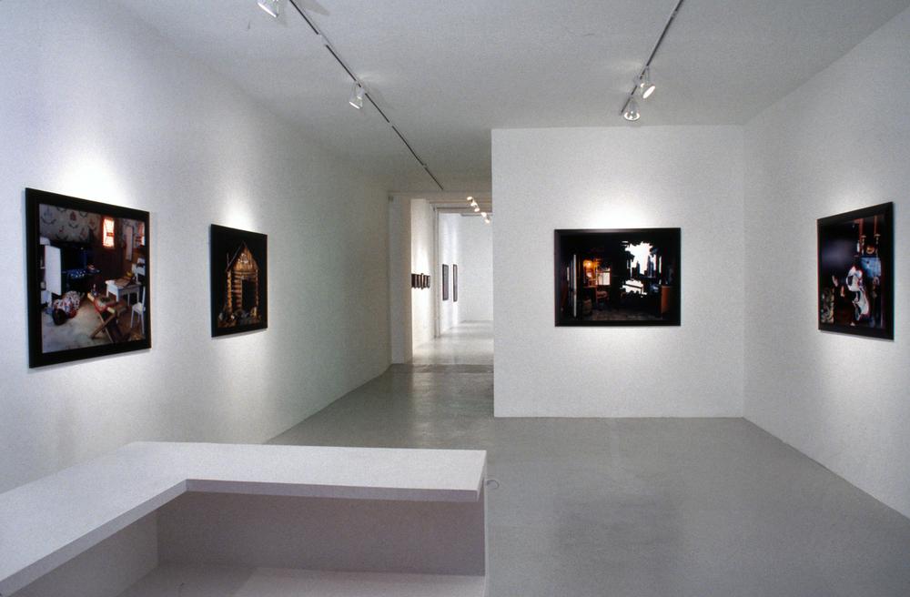 Installation v  iew:  Bellwether Gallery, New York