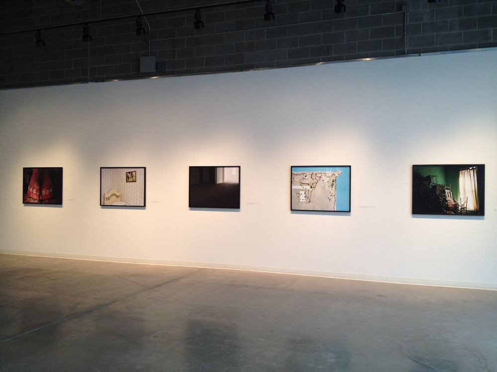 Statement    Installation view: RedLine Gallery, Denver