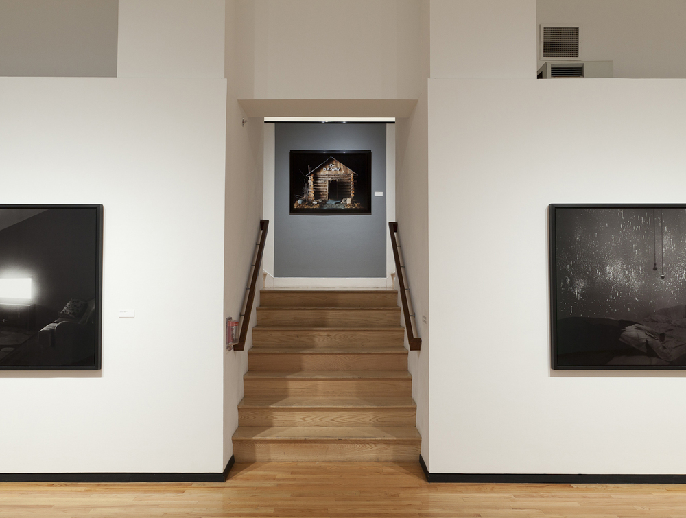Installation view: Museum of Contemporary Photography, Chicago