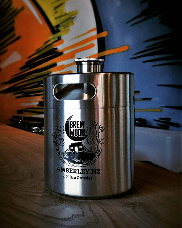 Check out our awesome new 2L mini kegs! Keeping it green AND stylish all for just $30 (or $50 with beer!)