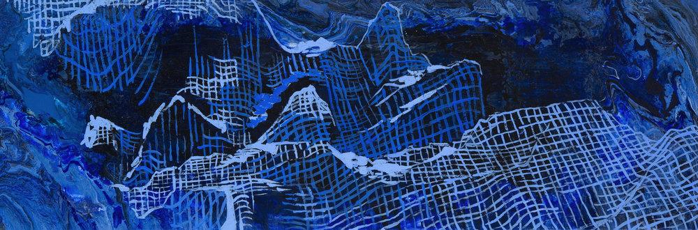 Rebecca Rutstein, Lazaro Cardenas Canyon