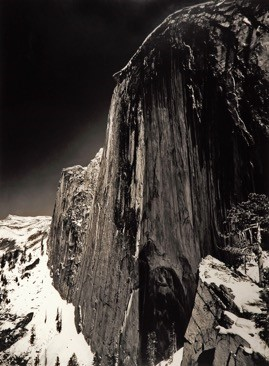 Monolith, the Face of Half Dome ,  Yosemite National Park  (1927)   On View