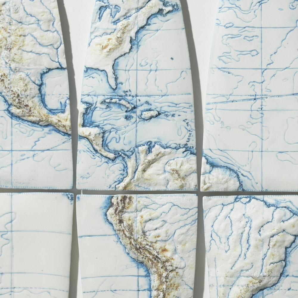 Segment - Earth detail