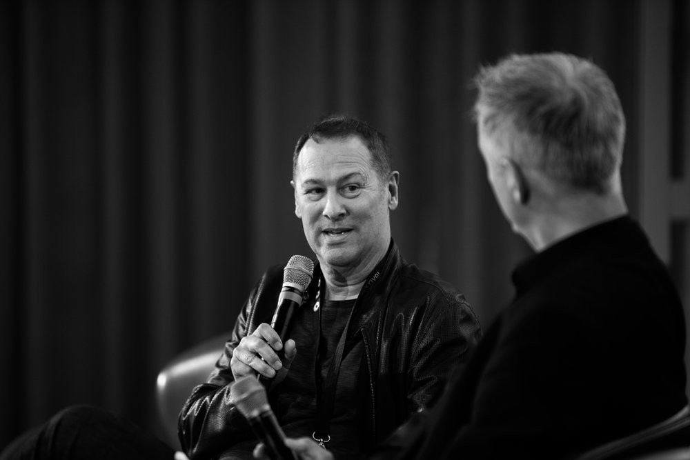 Cliff Martinez And The Art Of Music For Film: Keynote Interview by Phil Hope of Cutting Edge