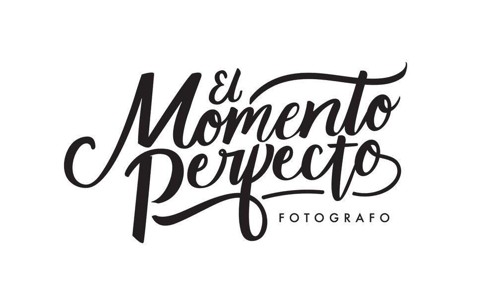 modern script logo