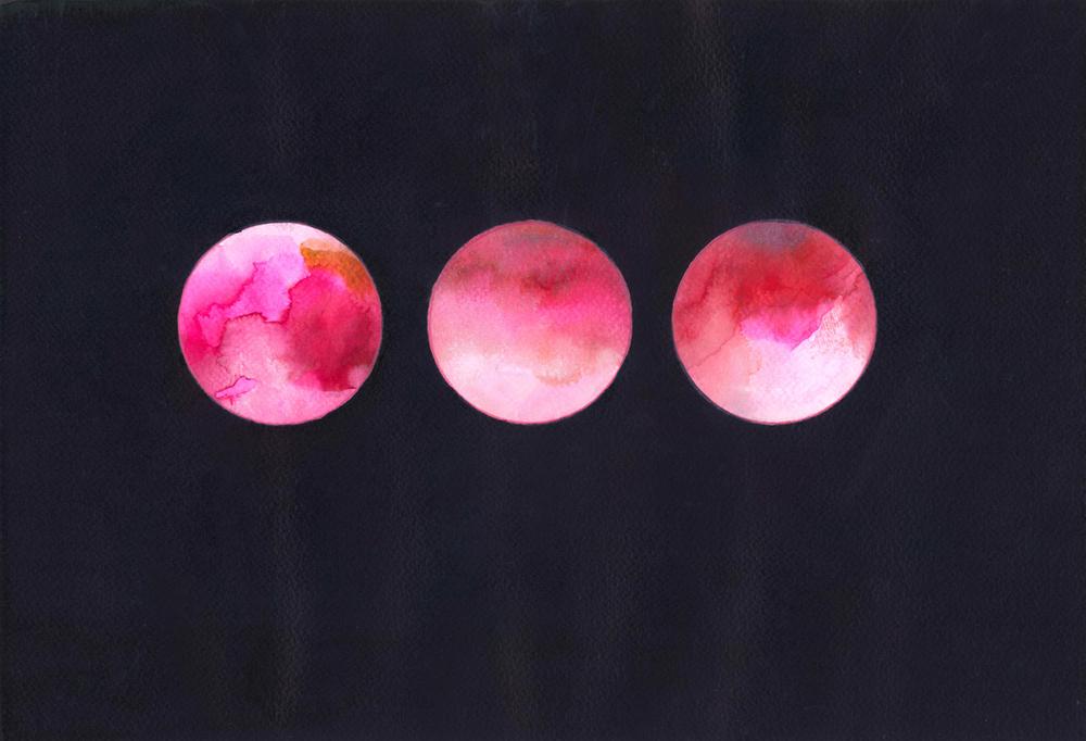 Reflector Triptych III