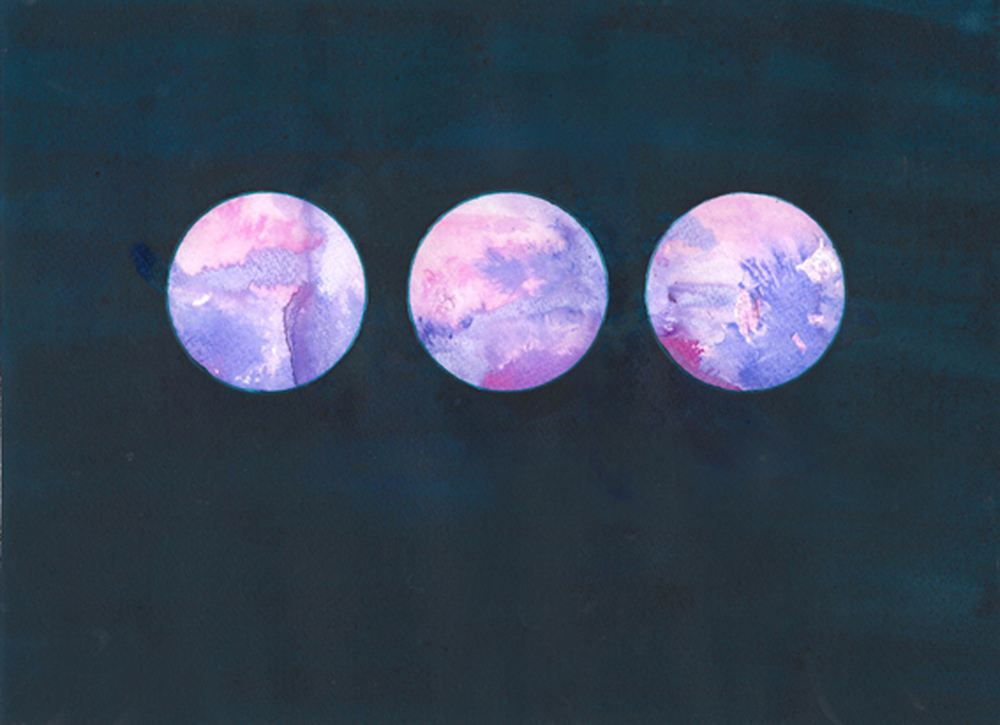 Reflector Triptych V