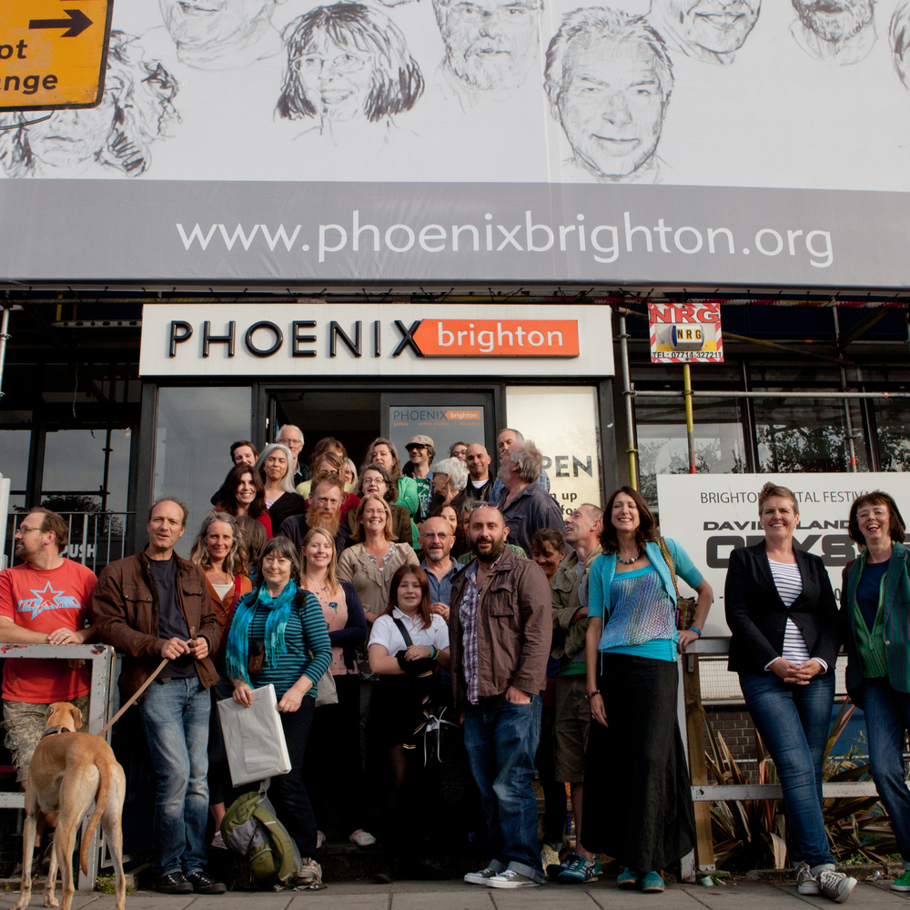 Phoenix Studio Members