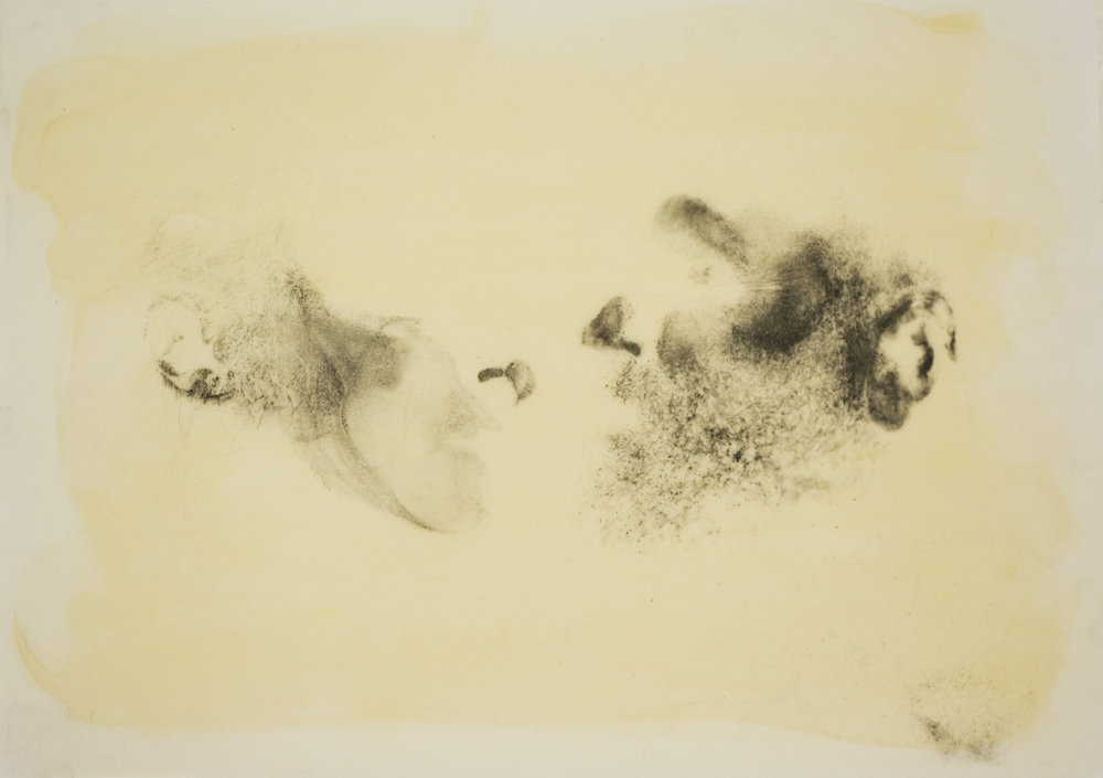 Summit graphite and linseed on paper Copyright Patrick O'Donnell and Dawei Zhang.jpg