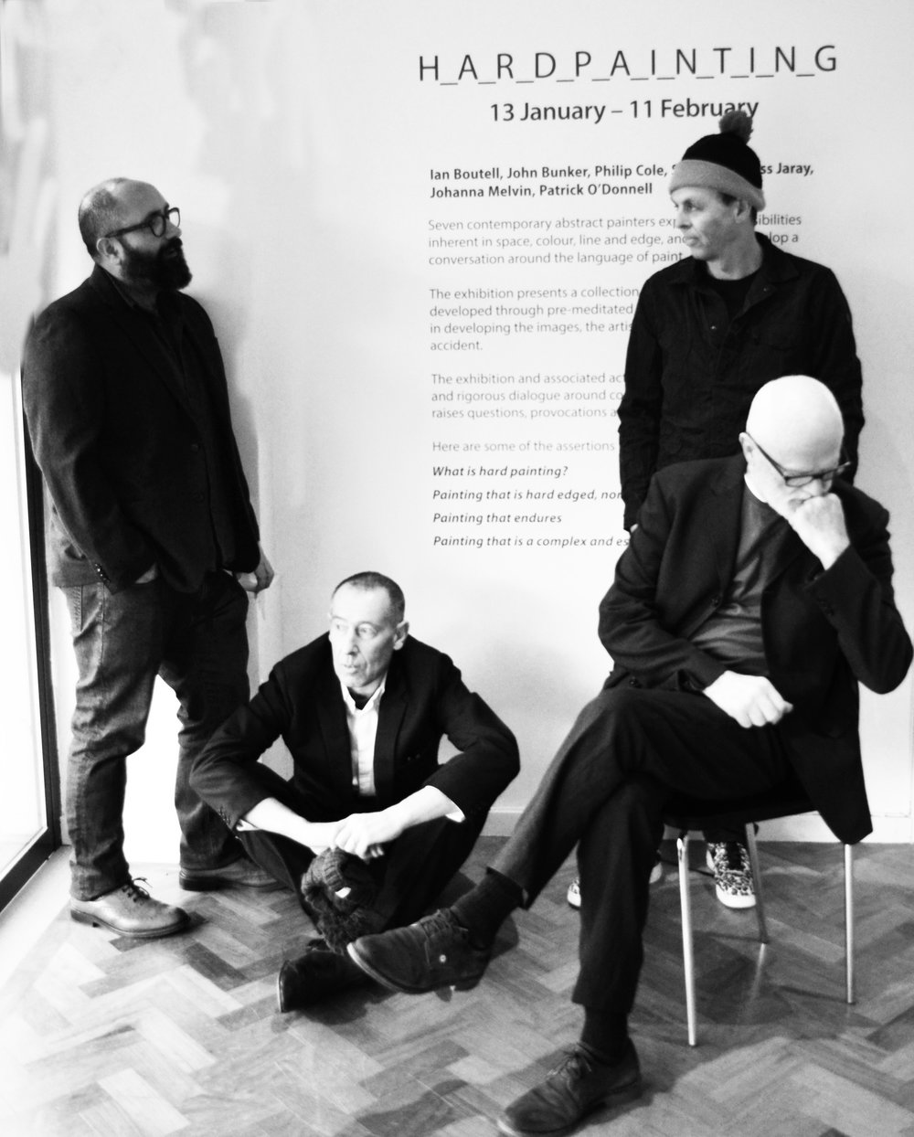L-R Patrick O'Donnell Phillip Cole Stig Evans Ian Boutell.jpg
