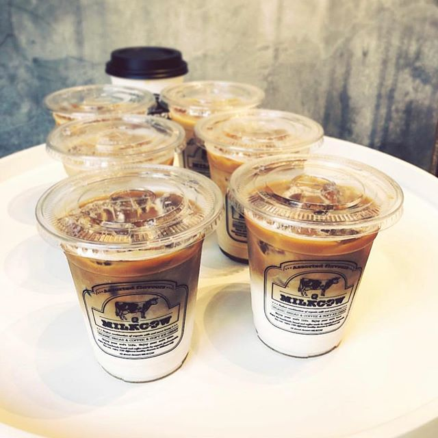 Need a little arvo pick me up? Drop into Milkcow and try our iced coffees @milkcowau #icedcoffee . . 📷: @milkcow_uae