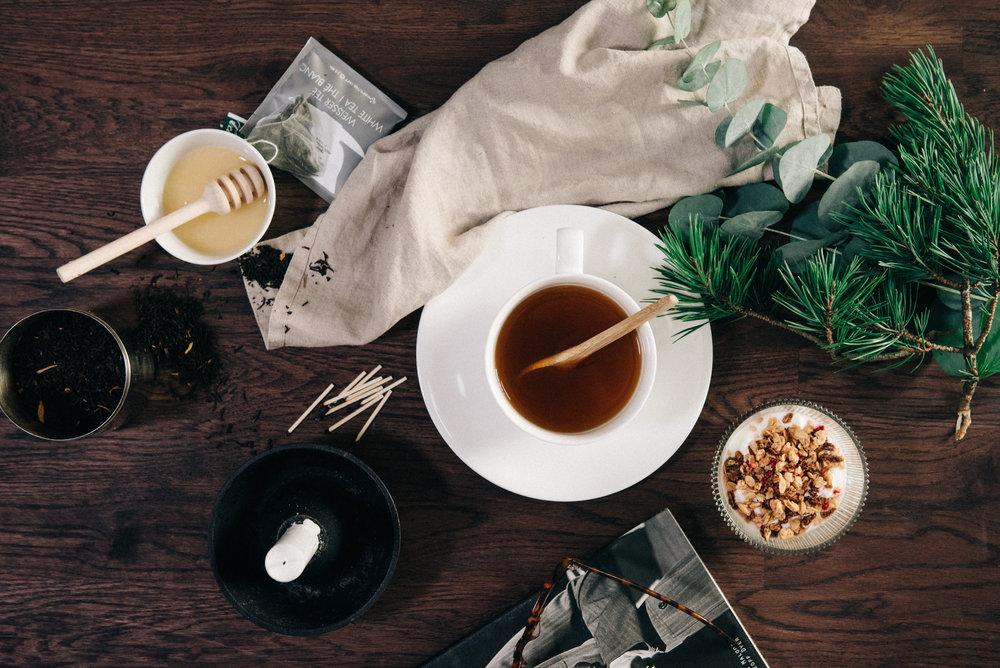 Gott och höstigt te! Kontakta oss om du vill få te levererat till ditt kontor.