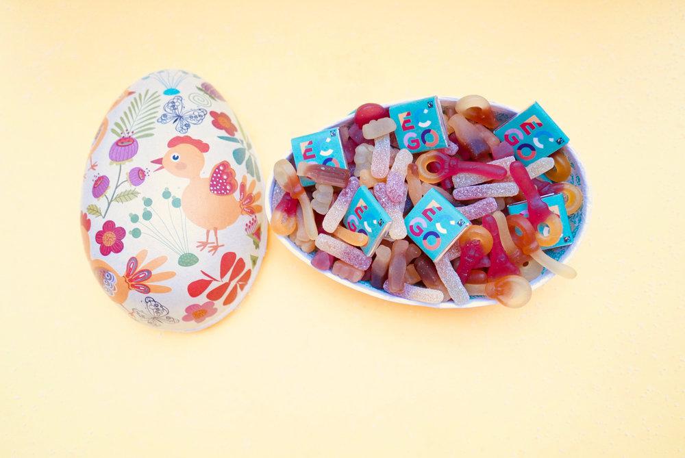 Ekologiskt vegangodis från EC-GO Candy.    *Alla priser ex moms. Leveransavgift tillkommer.