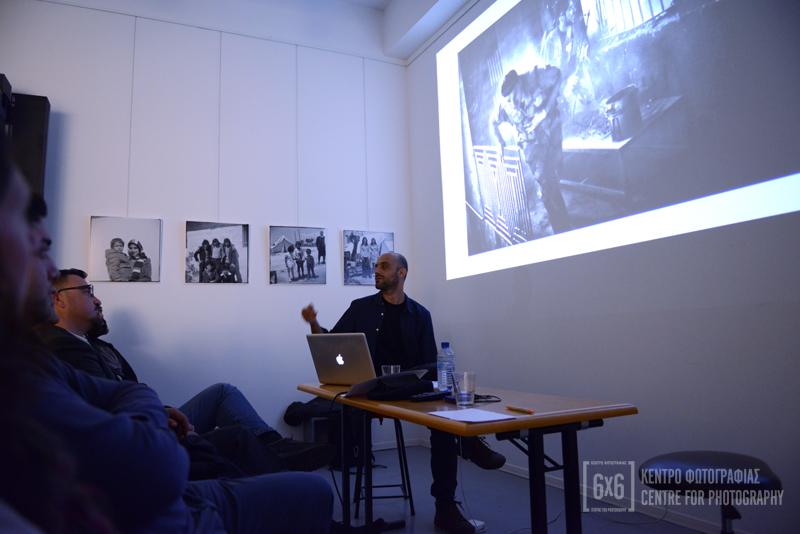 Achilleas Zavallis on war photography