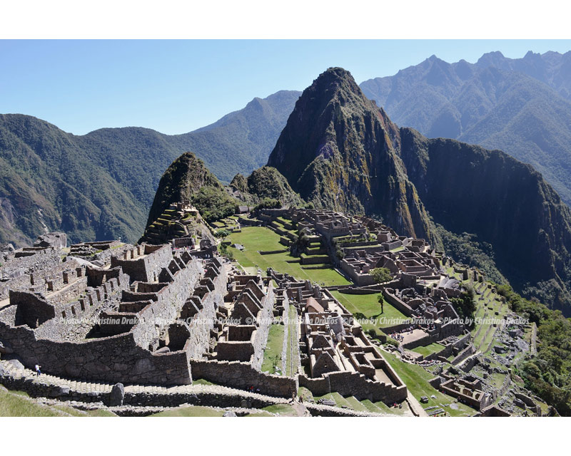 © Photo by Christina Drakos (EFIAP – RISF3) Machu Picchu - Peru