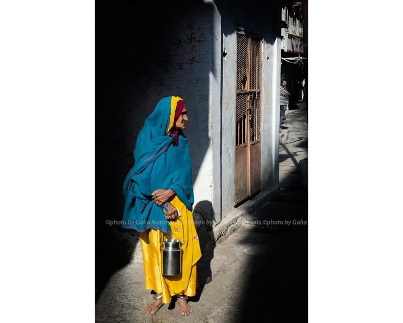 ©photo by Galia Nazaryants India (f), Udaipur 2015