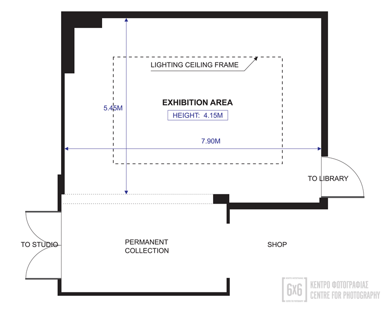 Cyprus exhibition space