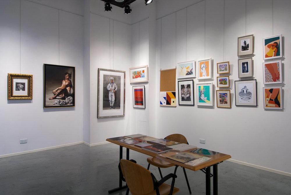 Printing Showcase Exhibition