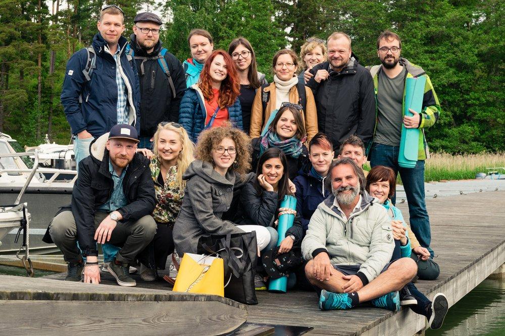 Stromso 2017 - IVTLab & VALO team
