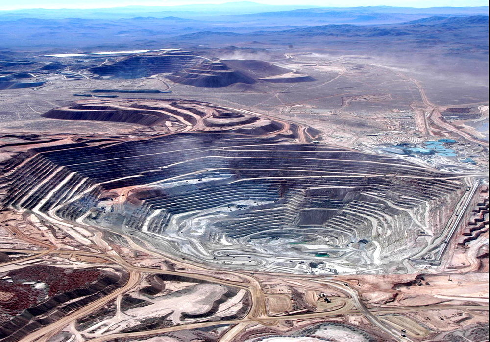 Escondida Mine, Chile