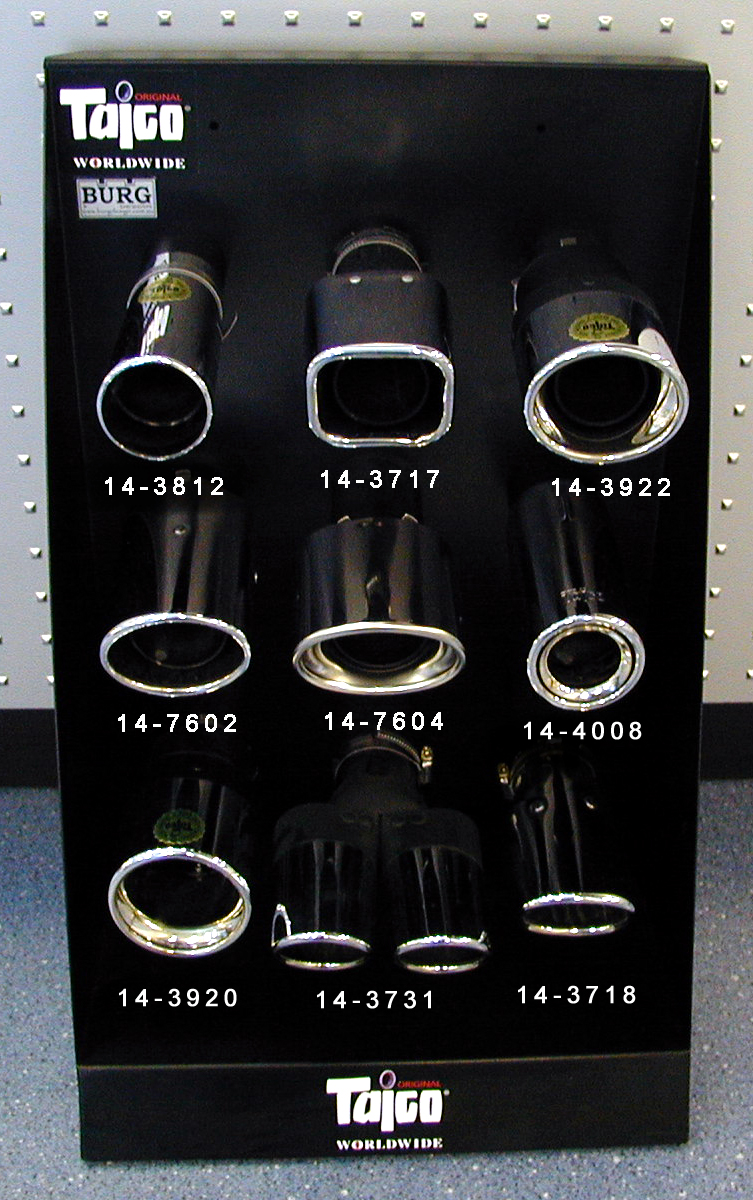 PN:14-4001 (9 tip Display unit)