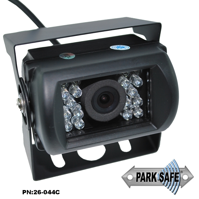 PN:26-044C (H/Duty IR Camera 4 PIN)