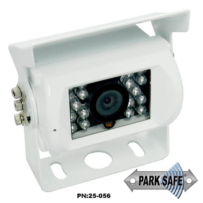 Heavy Duty Universal Reversing Camera (White)