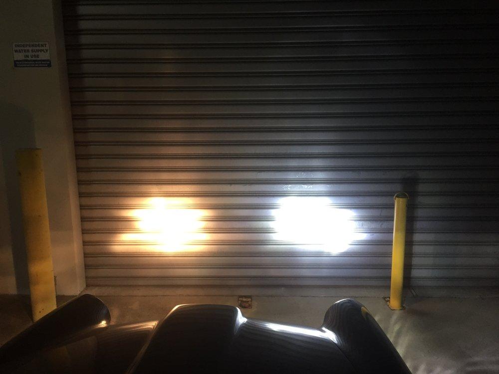 Halogen Vrs LED