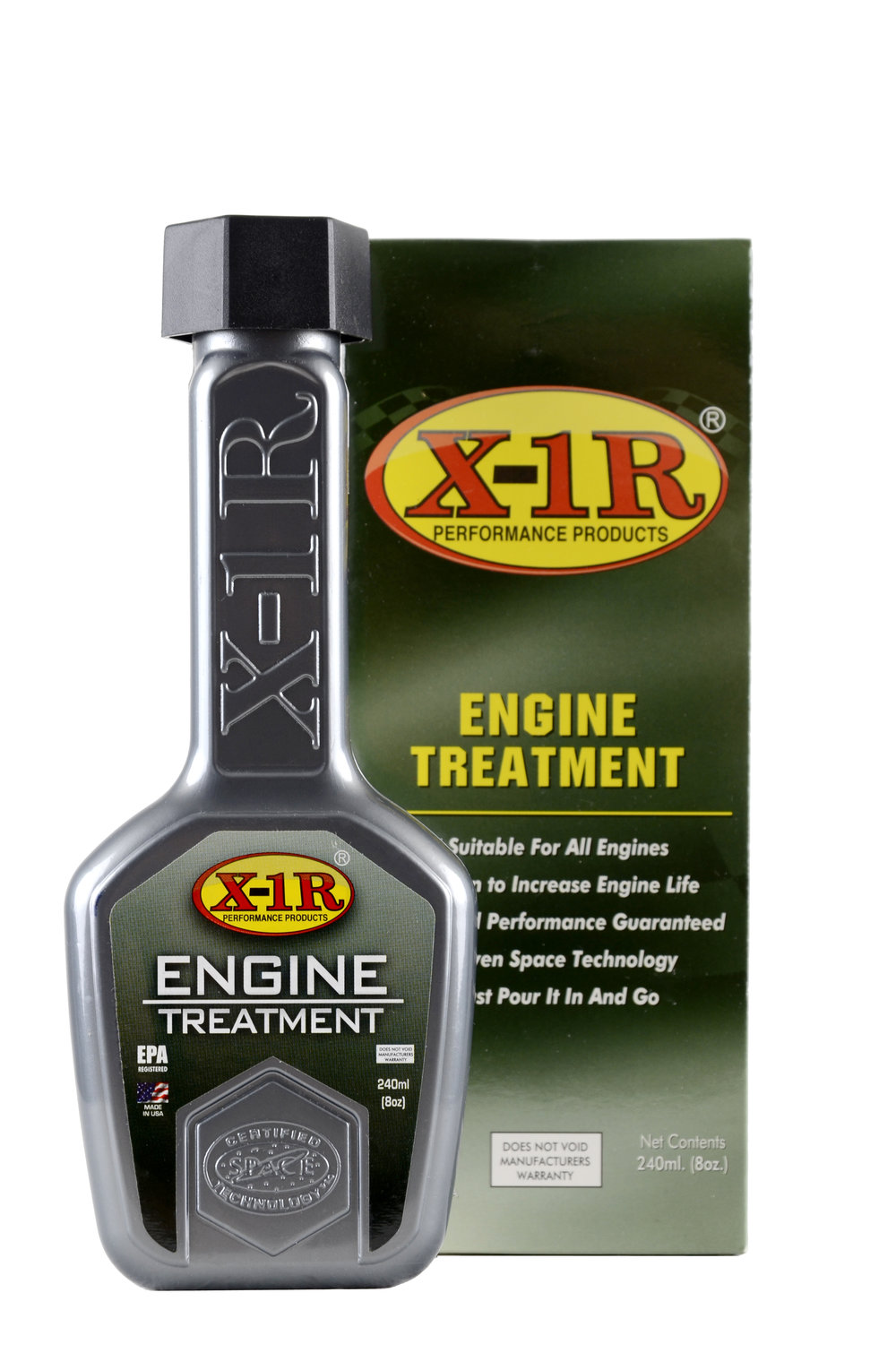 X1R Engine Oil Treatment