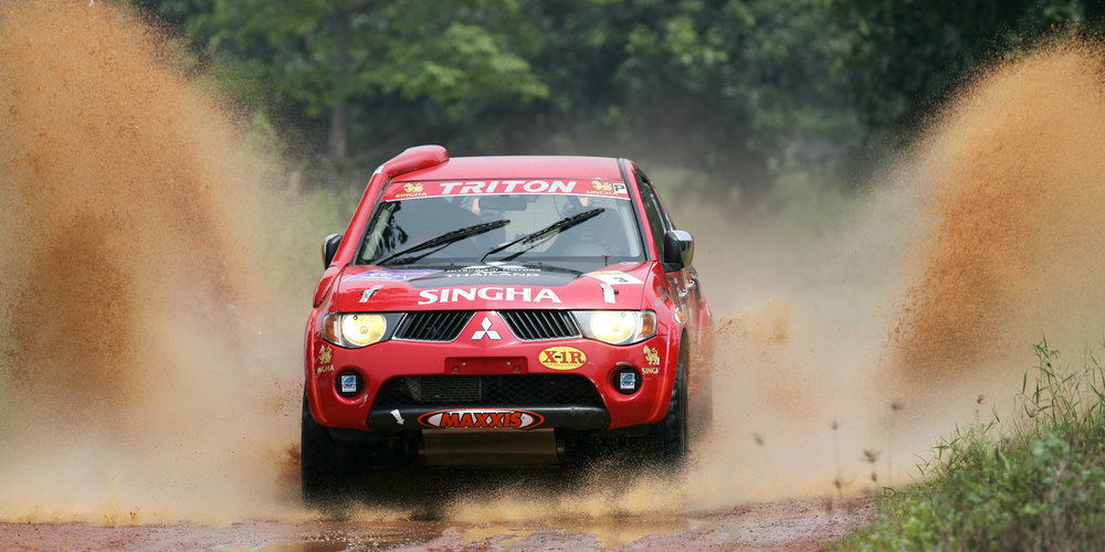 Proven by Ralliart Team