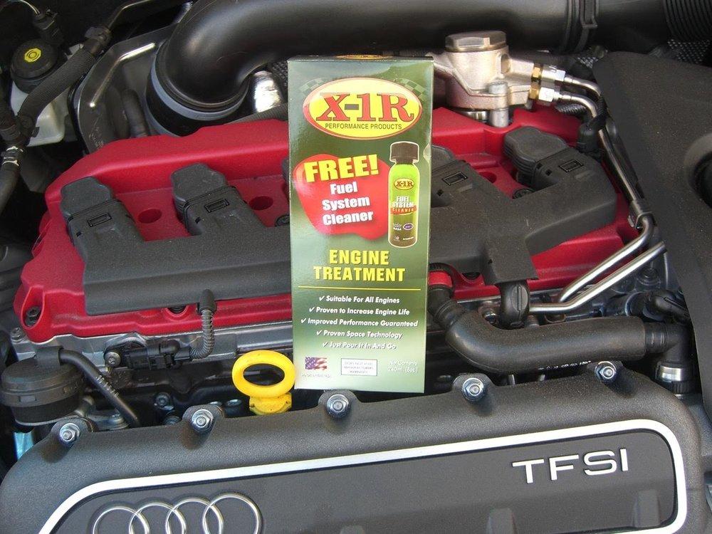 X1R Engine Oil & Fuel Treatment