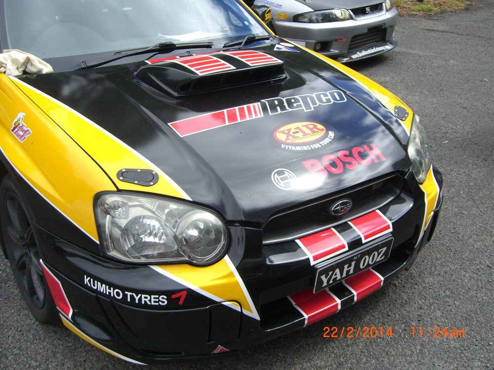 Proven In Rally  Cars